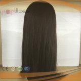 Toda la peluca del frente del cordón del pelo humano (PPG-l-01344)