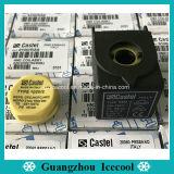 """Válvula electromagnética 1068/3, 3/8 """" conexión de la CA 220V Castel de ODF"""