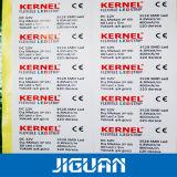 Douane die Verwijderbaar Etiket met Serienummer afdrukken