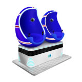 9d de la Réalité Virtuelle Cinema 5D/7D/9d'usine de cinéma de 2 sièges de l'oeuf vr