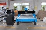 Puerta de madera que hace la cortadora del ranurador del CNC