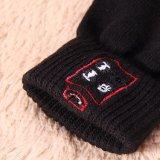 Bluetooth che chiama lo schermo di tocco dei guanti altoparlante mobile della cuffia avricolare per il iPhone di Andriod