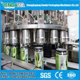 As latas de alumínio para bebidas Soda pop máquinas de enchimento