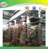 Máquina plástica del moldeo por insuflación de aire comprimido del bidón del barril del tambor químico del HDPE