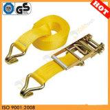 precio de fábrica de alta calidad de la carga de trinquete amarre Amarres