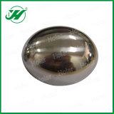 Decoración de la bola de la estrella del espiral del acero inoxidable 304