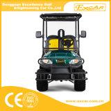 4 de ElektroKar van het Golf Seater met Achterwaartse Zetel