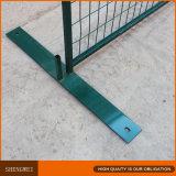 オレンジPVC一時防御フェンス
