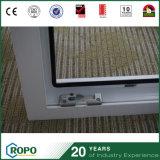 Двойник PVC застеклил окно поворота наклона от фабрики Китая