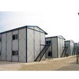 Prefabricados de acero de la luz Custom-Madecamp edificio vivo