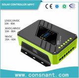 ISO 10-80A 48V MPPT 태양 책임 관제사
