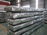 onda del espesor de 0.14-0.8m m/hoja de acero del azulejo del perfil/del paso de progresión del rectángulo/material para techos del metal