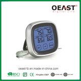 1つのプローブ4の温度Ot5231b11のデジタルBBQの温度計