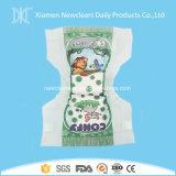 Tecido descartável do bebê de Confy para o mercado de Iraque