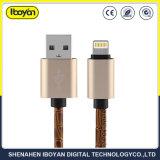 쉬운 이동 전화를 위한 빨리 비용을 부과 USB 데이터 케이블을 전송하십시오