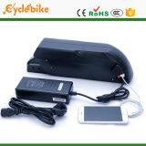 Giù batteria di litio ricaricabile delle cellule di stile 36V 12.8ah LG3200 del tubo