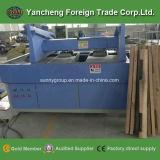 Paletes de madeira automática máquina de ranhurar com homologação CE