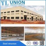 La estructura de acero de alta calidad Prefabricate Casa para oficina Structure-Light Building-Modular Acero Acero Casa