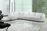 熱い販売の普及したアメリカのソファーの余暇の革ソファー(SBL-9049)