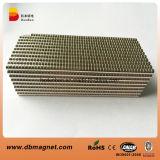 N52 Metaal van de Magneten van de Schijf van het Neodymium het Permanente