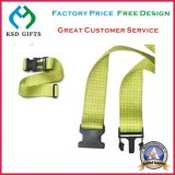 Custom регулируемый ремень багажного отделения поездки стропом с преднатяжителем плечевой лямки ремня