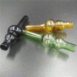 Цветные стекла Carb колпачок для кварцевого стекла ногтей водопроводная труба