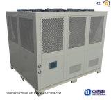 Refrigerador de agua refrescado aire del refrigerador del tornillo