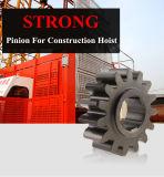 Pignon Julong pour la construction d'un palan