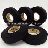 Do animal de estimação preto não tecido da fita da flanela da amostra livre 0.3mm fita distorcido