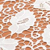 Tessuto solubile in acqua ecologico del merletto del cavo del merletto