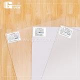 Non-Lamianted Laser Material da placa de identificação de companhia