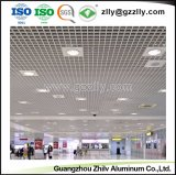 Techo de aluminio decorativo de la red del fabricante con ISO 9001