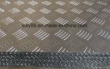 Placa de Bitola de alumínio para pavimentos