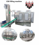 Automatic Fart Beverage Bottle Liquid Washing Filling Capping Packaging Machine