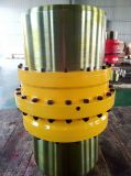 Acoplador de forma de tambor del engranaje
