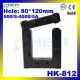 Clip merveilleux sur les transformateurs de courant de faisceau fendu de la classe 0.5 monophasé HK-812 de modèle
