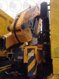 Sinotruk HOWO 6X6 336HP 10ton XCMGクレーンダンプトラック
