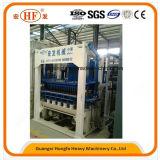 El bloque del cemento de las cenizas volantes que hace la máquina bloquea la máquina del ladrillo de las máquinas