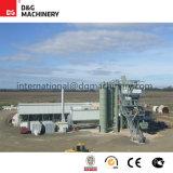 Planta de mistura do asfalto de 160 T/H/planta de mistura quente para a construção de estradas