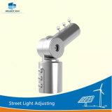 Straßenlaterne-der Freuden-120 des Winkel-justierbares druckgießendes Aluminium-LED Einstellen