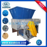 Elektronischer Abfall/riesiger Beutel/Ladeplatte/hölzerne/Plastikreißwolf-Maschine