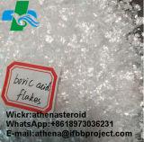 (in water oplosbare 100%) Boor Zuur Boorzuur 3mm van Vlokken