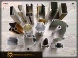 Os perfis de alumínio para janelas, persianas, móveis e pavimentos