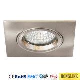 Torsione e dispositivo messo ribaltabile LED Downlight di Downlight del soffitto della serratura