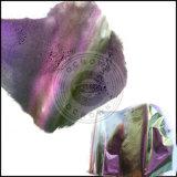 Poudre de colorant de Chromaflair de chiquenaude de couleur de caméléon de chrome pour la peinture de véhicule, colorant pour la peinture automatique