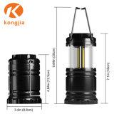 Lanterna d'escursione esterna di campeggio funzionante della lanterna leggera