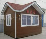 De rekupereerbare Snelle Tijdelijke Woningen van de Installatie/Tijdelijke Verhuizing/Tijdelijke Woonplaats