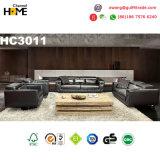 Purplar современной мебелью синего цвета кожи угловой диван (HC2009)