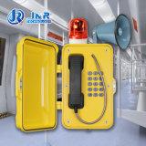 Im Freien industrielles wasserdichtes Telefon des Notruftelefon G-/Mtelefon-J&R