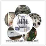Eficacia alta pila de discos la balanza electrónica